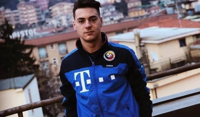 """Șimăndan revine la """"vatră"""": Balint îi dă o șansă mijlocașului ofensiv de 19 ani"""