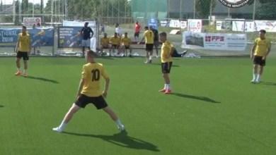 Photo of UPDATE! Sistema a început în forță finala de minifotbal, de la Oradea, dar apoi și-a anulat șansele de a accede în sferturi