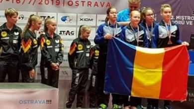 Photo of Adela Strună, bronz european cu naţionala de cadete