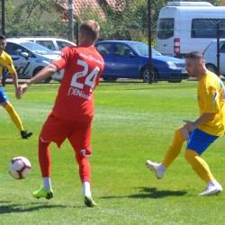 Buhăcianu și Ciucur au decis testul cu proaspăta divizionară terță: UTA - Progresul Pecica   3-0