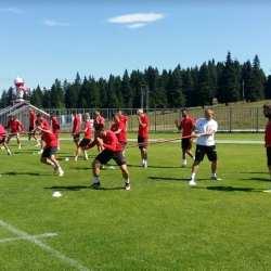 Probleme în defensivă pentru Balint înainte de amicalul cu Al Fateh, utiștii se întorc mai repede din Slovenia!