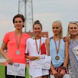 """Atleții arădeni s-au întors cu medalii naționale de la Pitești: Simion a făcut """"dubla"""" aur - argint"""