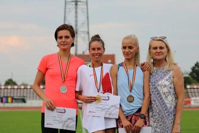 """Atleții arădeni s-au întors cu medalii naționale de la Pitești: Simion a făcut """"dubla"""" aur – argint"""
