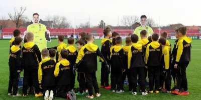 Atletico a monopolizat Cupa Aradului la Juniori D, E și F!