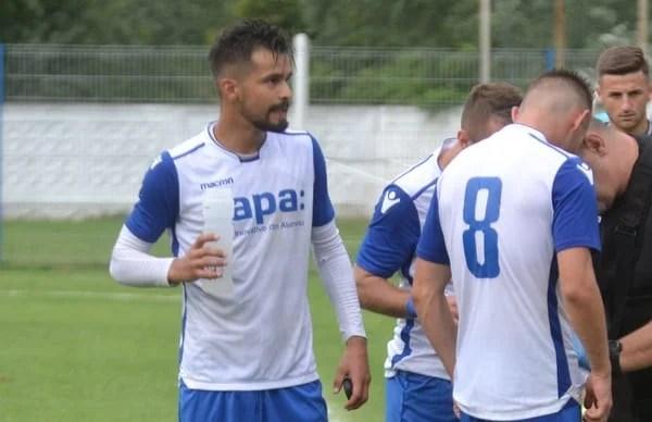 """Timișoreanul Birău, transfer țintit pentru Crișul: """"Putem termina în primele 5 echipe ale seriei"""""""