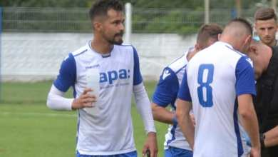 """Photo of Timișoreanul Birău, transfer țintit pentru Crișul: """"Putem termina în primele 5 echipe ale seriei"""""""
