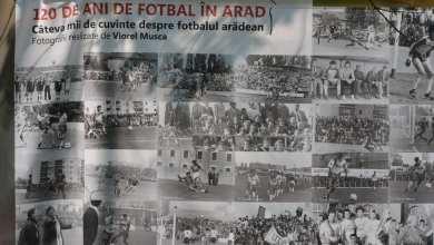 """Photo of Expoziția foto realizată pentru """"120 de ani de fotbal în România"""" ajunge pe Arena Națională, la meciul """"tricolorilor"""" cu Spania"""
