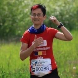 """Uluitor: Medicul naționalei de atletism i-a interzis Iuliei Ghinga participarea la """"mondialele"""" de ultramaraton cu doar două zile înaintea startului!"""