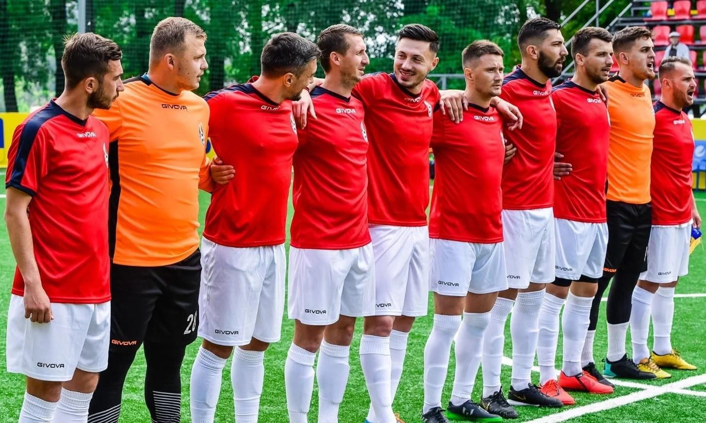 UPDATE! Naționala de minifotbal face ultimele repetiții pentru EMF Nations Games la baza Desavoia din Arad! Amical cu Premiere, de la ora 22!