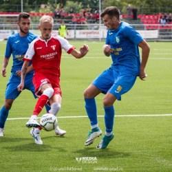 """Pușcaș se întoarce pe """"Ilie Oană"""" ca adversar al """"lupilor"""": """"Un meci cu stadionul plin ne motivează să jucăm cât mai bine"""""""