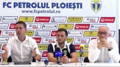 """Photo of Stoican: """"Noi vrem să jucăm cu Dinamo, Steaua…sigur că și UTA este echipă mare, dar și noi suntem Petrolul"""""""