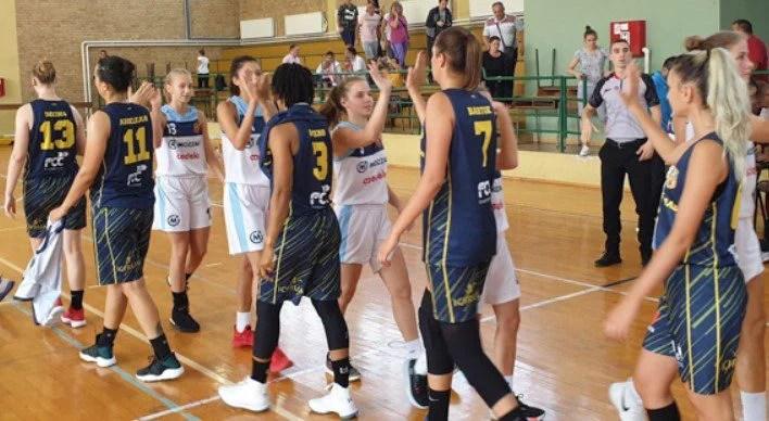 Procentaj maxim în amicalele din Serbia: ZKK Vrbas Medela – FCC Baschet Arad58-62