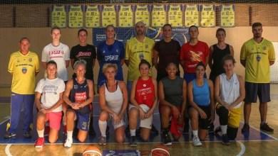 Photo of Final de vacanță la FCC Baschet Arad: Dejan Mudreša şi Cristian Bondor au avut 13 jucătoare la reunire!