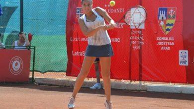 """Photo of ITF Arad a rămas fără principala favorită! Șase românce au """"accesat"""", pentru moment, optimile"""