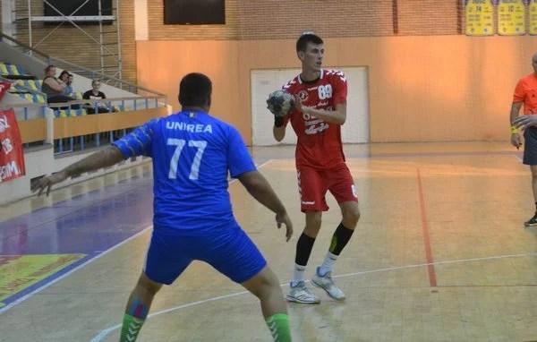 Handbal amical în memoria lui Teo Țucudean