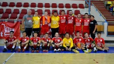 Photo of Handbalul masculin arădean a renăscut și la nivel de seniori, tracul debutului a fost mare: HC Beldiman – Unirea Sânnicolau Mare 27-29