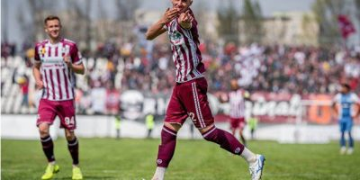 Liga a II-a, etapa a 7-a: UTA rămâne în afara podiumului, arădeanul Jorza deschide drumul Rapidului spre succesul din Trivale