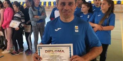 Dani Mărcuș, în corpul tehnic al Academiei UTA: Profesorul din Șimand va înființa grupa 2013-2014