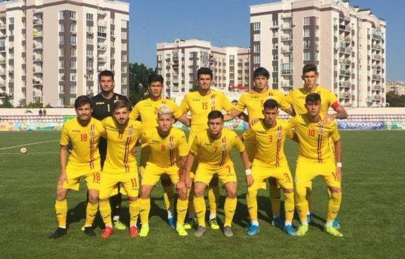 Miculescu, decisiv pentru România Under 19 în amicalele din Ucraina!
