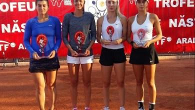 "Photo of Andreea Mitu poate realiza ""dubla"" la ITF Arad, sub privirile marelui Ilie Năstase!"