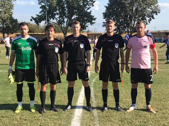 Liga a IV-a Arad, etapa a 5-a: Goluri decisive, în prelungiri, pentru foștii prim divizionari Băd și Varga, Păulișana îi provoacă primului eșec Zăbraniului
