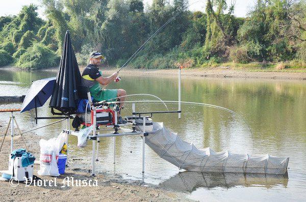 Ultimele ore de înscriere la Cupa AJF Arad la pescuit sportiv