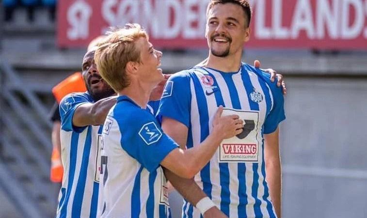 Trei goluri în tot atâtea zile pentru Adi Petre în Danemarca: Arădeanul e în lotul lui Rădoi pentru meciurile cu Ucraina și Irlanda de Nord! + VIDEO