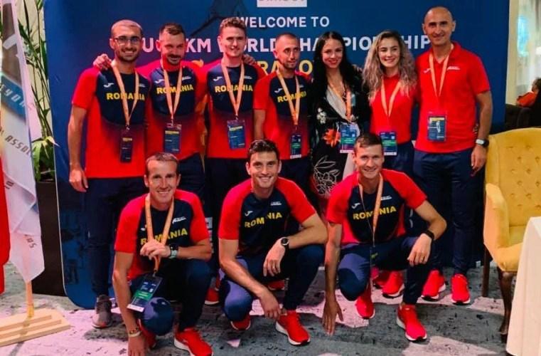 """Arădeanul Roland Unterweger a luat singura medalie a delegației României la """"mondialele"""" de Ultramaraton, de la Brașov!"""