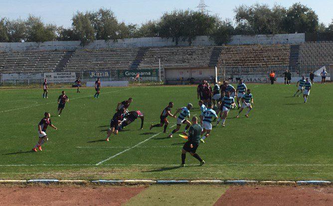O echipă tânără a CS Universitatea a pierdut clar la Năvodari, în debutul noii ediții a Diviziei Naționale la rugby