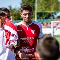 """Șeroni a pus serios osul cu Mioveniul: """"În special în prima repriză am făcut un meci bun, cu aportul spectatorilor trebuia să câștigăm azi"""""""