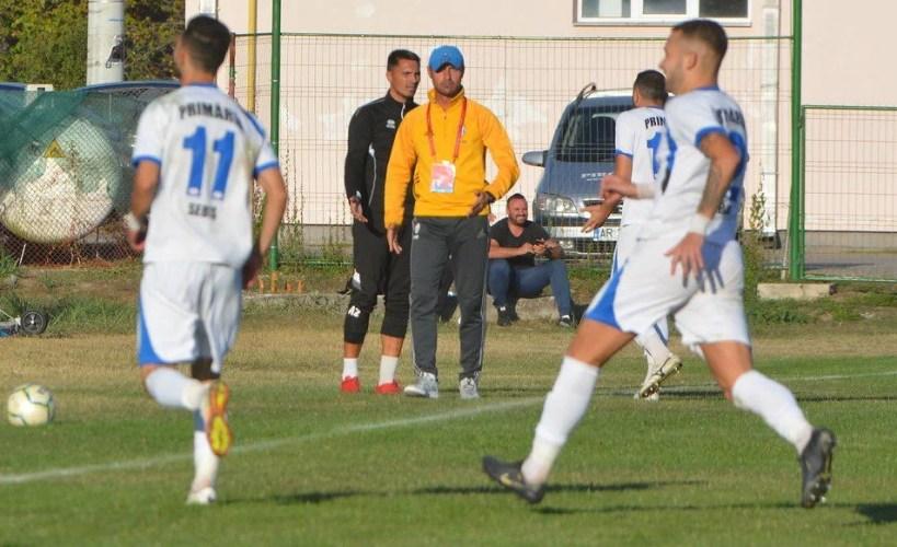 """Sebișul - neînvinsă de o lună de zile, dar Somcherechi își dorea mai mult la Becicherecu Mic: """"Am făcut un joc bun, dar sunt total nemulțumit de rezultat"""""""
