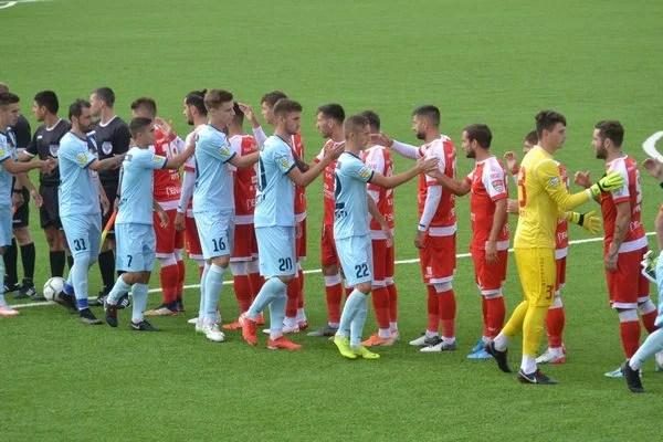 Live-text Liga a II-a, ora 11: UTA - Daco Getica  6-0, final
