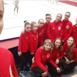 Aradul este, după 18 ani, gazda Naţionalelor de gimnastică aerobică: Trei cluburi din orașul nostru au șanse mari la medalii!