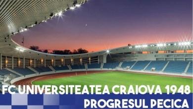 """Photo of Noua arenă din Târgu Jiu își aprinde reflectoarele pentru FC U Craiova – Pecica! Szekely: """"Favoriți ei, dar nu sunt ceva de speriat!"""""""