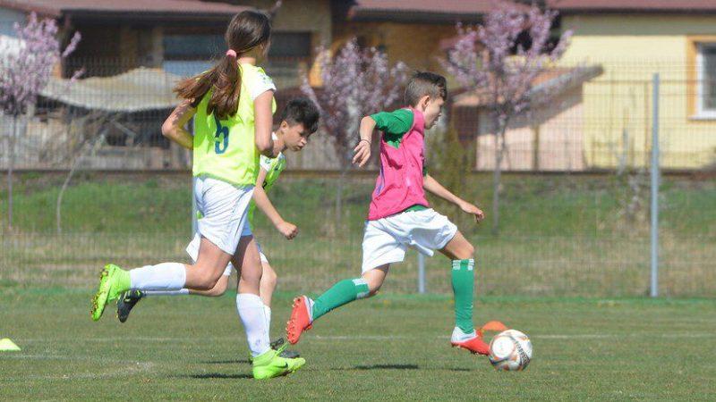 Șicula și Șimandul au profitat de avantajul terenului propriu și sunt ultimele semifinaliste ale Cupei Satelor U13
