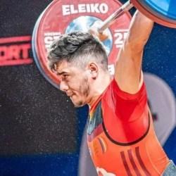Emanuel Danciu s-a accidentat la Europenele de haltere
