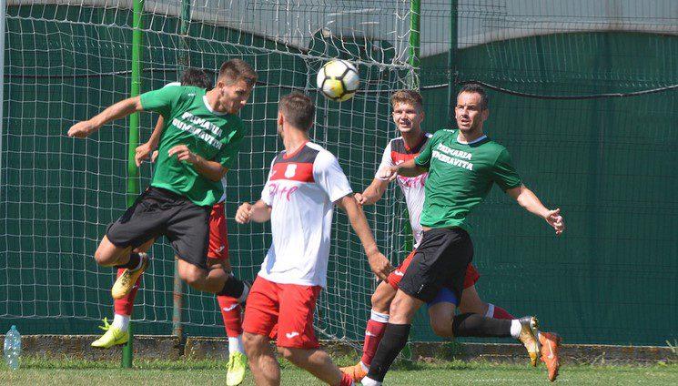 Livetext Liga III-a, ora 15: Șoimii Lipova – CSC Dumbrăvița 3-0, final