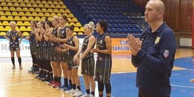 """FCC Baschet Arad a pierdut primul episod din """"El Classico"""", dar calificarea în turul doi al Cupei României se joacă pe Mureș"""