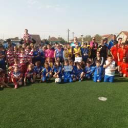 Elevii din Vladimirescu, cei mai mai buni la ediția a patra a Junior Cup Grassrouts
