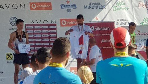 Sorin Mîneran și-a adjudecat cel de-al șaselea titlu de campion național la maraton!