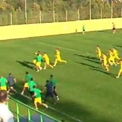 """Liga a II-a, etapa 12-a (intermediară): Mioveniul e lider după golul din prelungiri cu """"lanterna"""", înfrângeri dureroase pentru Petrolul, U. Cluj, Buzău și FC Argeș"""