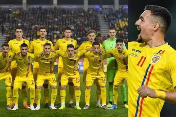 15 minute perfecte pentru arădeanul Petre, Man și Oaidă au pus și ei umărul la succesul României U21 contra Ucrainei!