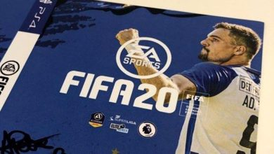 Photo of Arădeanul Adi Petre, pe coperta FIFA 2020!