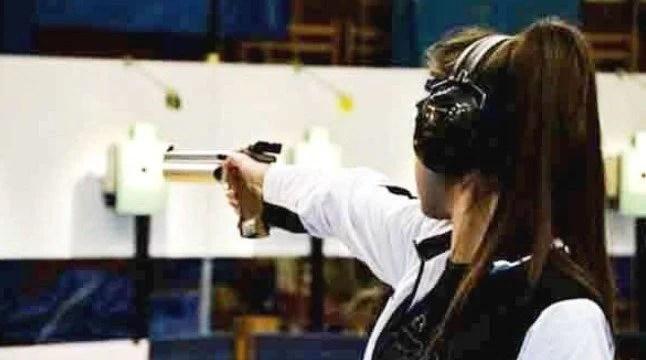 Pistolarii au ţintit de zece ori podiumul la etapa națională de la Arad