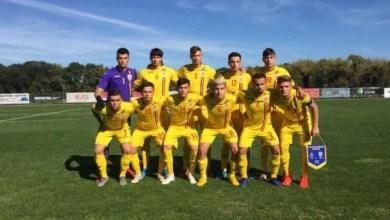 Photo of România U 19, cu Miculescu și Isac titulari, au pierdut cu Spania și și-au redus simțior șansele de calificare în Turul de Elită!