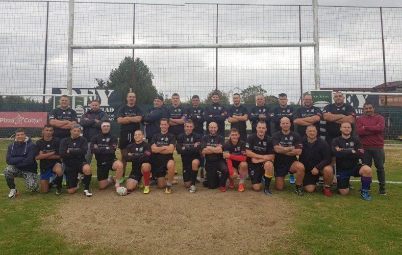 Rugbiștii din Moldova nu se simt prea bine în Sânnicolau Mic: CS Universitatea Arad - CSM Bucovina Suceava 12-6