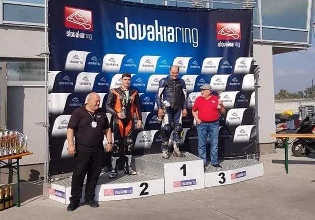 Motocicliștii arădeni, Sebastian Sochici și Cristian Sărac sunt vicecampioni europeni la Alpe Adria