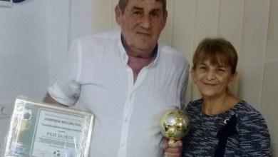 Photo of În onoarea lui Dorin Peii…