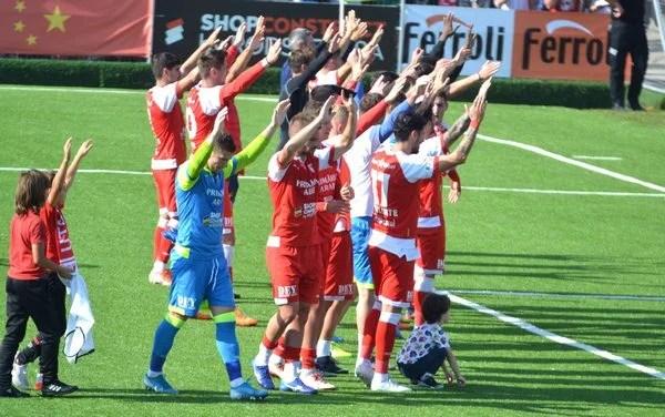 Liga a II-a, etapa  a13-a: U. Cluj blochează Mioveniul, UTA la 4 puncte de primul loc cu trei meciuri mai puțin disputate