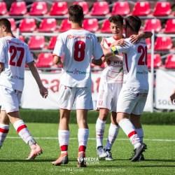 Un nou weekend plin de puncte și goluri pentru Academia UTA în Liga Elitelor: Derby-ul Aradului la U16, decis de Lingurar!